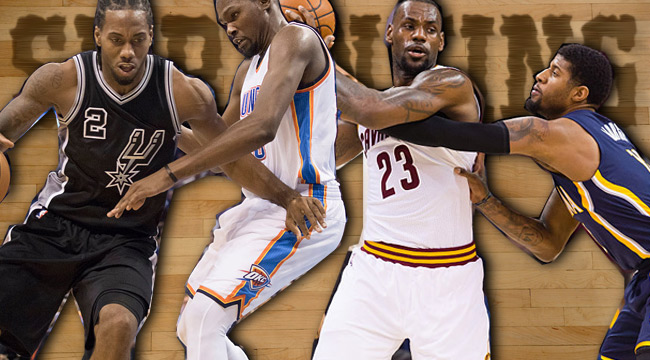 best small forwards in the nba right now
