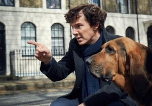 'Sherlock' Season 4 Has A Premiere Date That Coincides Perfectly With Hungover Viewing