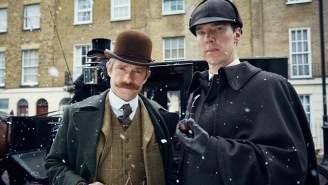 The 'Sherlock' Creators Really Want Fans To Know Sherlock And John Aren't Gay