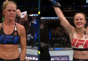 Valentina Shevchenko Picks Apart Holly Holm In Chicago As She Marches Towards A UFC Title Shot