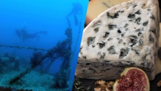 Who Has Crackers? Some 340-Year-Old Cheese Was Discovered In A Shipwreck