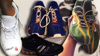 Straight Fire: This Amazing Collection Of Retro Dad Shoes Would Even Make Steph Curry Jealous