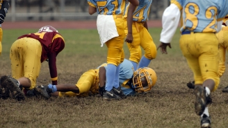 An Overwhelming Number Of People Don't Think Kids Should Play Tackle Football