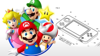 Nintendo's Latest Patent Reveals What Might Be A New Handheld Device