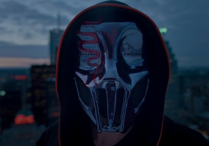 This Masked DJ Overcame His Fears To Open For Drake — Now He's Ready To Do It For You