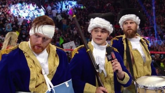 The Best And Worst Of WWE Raw 7/4/16: Pie Fighters