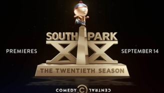 'South Park' Gets A Shiny New Logo And Touching Trailer For Season Twenty