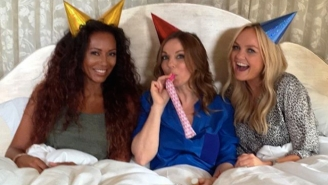 A Trio Of Spice Girls Appear To Be Teasing Some Sort Of Reunion