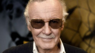 Stan Lee announces latest comic book project — Nitron