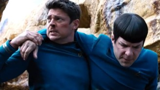 This 'Star Trek Beyond' Clip Proves Bones Just Can't Win
