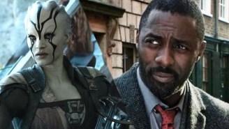 'Star Trek Beyond' Drops Clips Featuring Jaylah And A Spoiler About Idris Elba's Villain