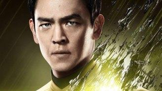 Oh my! Sulu is finally gay in 'Star Trek Beyond'