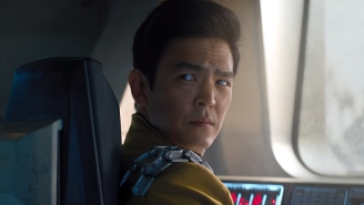Sulu Surfs A Wave In Outer Space In The Final 'Star Trek Beyond' Trailer