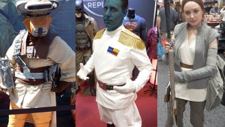 Comic-Con had more Star Wars cosplay than you can shake a blaster at