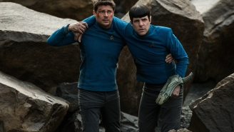 Review: 'Star Trek Beyond' is a terrific 50th anniversary salute to the series appeal
