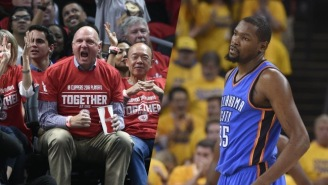 Clippers Owner Steve Ballmer Supposedly Started Crying In The Free Agency Meeting With Kevin Durant