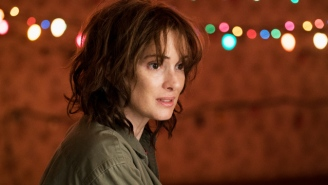The Most Important Unanswered Question Of 'Stranger Things': Is Winona Ryder's Performance Pretty Good Or Kind Of Bad?