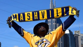 P.K. Subban Charms The People Of Nashville By Singing Johnny Cash