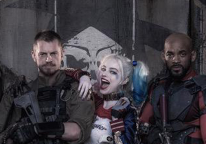 'Suicide Squad' it's mayhem as pre-sales are launched!