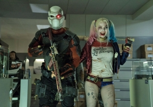 If you send a feminist to the 'Suicide Squad' set, you're gonna get uncomfortable questions