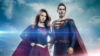 Our First Look At 'Supergirl's' Superman Is Finally Here