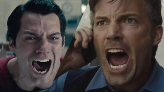 'Batman V Superman' Becomes A Wacky Buddy Cop Movie In A Superb Mashup