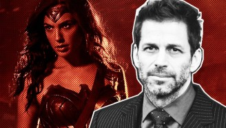 'Wonder Woman' Finally Reveals Its Writers, And Zack Snyder Is Involved