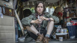 Ellen Page Kidnaps A Baby And Finds Herself In Netflix's 'Tallulah'
