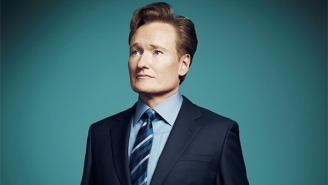 'Gag of Thrones': Conan O'Brien spoofs the Red Woman