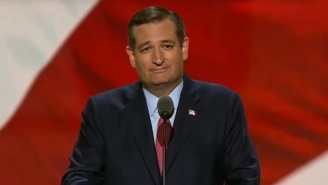 Watch Ted Cruz Tell A MS-Stricken Woman On Medicaid 'Congratulations On Your Struggles'