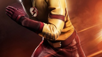 'The Flash' Offers Fans A First Look At Keiynan Lonsdale's Kid Flash In Season 3