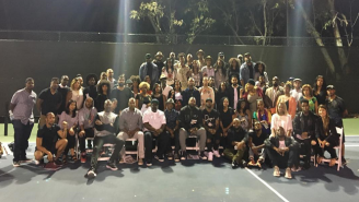Jesse Williams, The Game, And Over 100 Other Celebrities Met To Discuss America's Race Issues