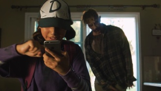 Here's What Happens When The Worlds Of 'The Walking Dead' And 'Pokemon Go' Collide