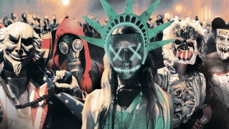 Review: The series continues to incrementally improve with 'The Purge: Election Year'