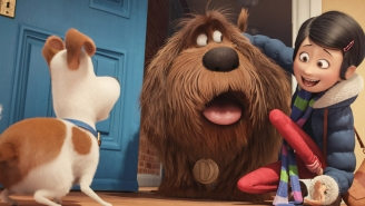 Review: Low-key charming 'Secret Life Of Pets' never quite makes it off the leash