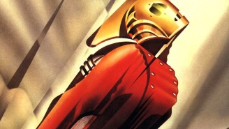 Disney looking to reboot 'The Rocketeer' with black female lead