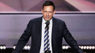 Peter Thiel Makes His Mark At The RNC: 'I'm Proud To Be Gay'