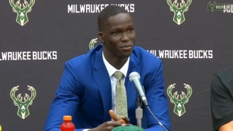 Watch The Bucks Decide On Thon Maker In This Behind-The-Scenes Draft Video