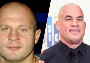 Fedor Emelianenko Vs. Tito Ortiz Might Be In The Works Over At Bellator