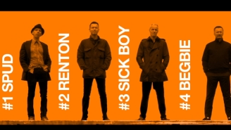 Get A New Lust For Life With The Latest 'Trainspotting 2' Teaser Trailer