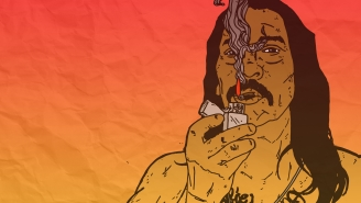 Support Danny Trejo's Next Movie And He Might Punch You In The Face