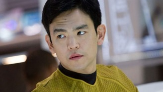 Even John Cho has concerns with Sulu being gay in 'Star Trek Beyond'