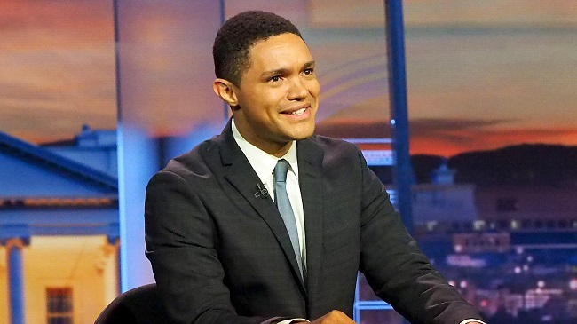 """Comedy Central's """"The Daily Show with Trevor Noah"""""""