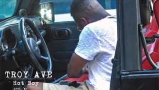 Listen To Troy Ave's First Post-Prison Release, 'Hot Boy'