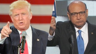 Donald Trump Responds To Fallen US Muslim Soldier's Father: 'I've Made A Lot Of Sacrifices'