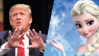 Donald Trump Turns To The Disney Princess Defense To Quash His Star Of David Scandal