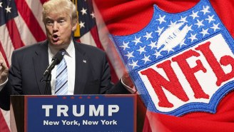 The NFL Denies Sending Donald Trump A Letter Complaining About The Debate Schedule