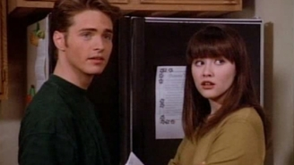 Jason Priestley Offers Words Of Encouragement For '90210' Co-Star Shannen Doherty
