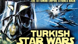 Brace Yourselves, A Full 35mm Print Of 'Turkish Star Wars' Has Been Recovered