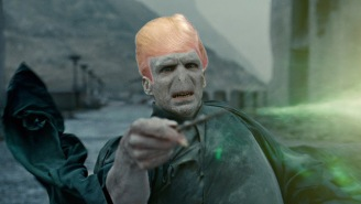 A New Study Suggests That Donald Trump Is Basically Lord Voldemort
